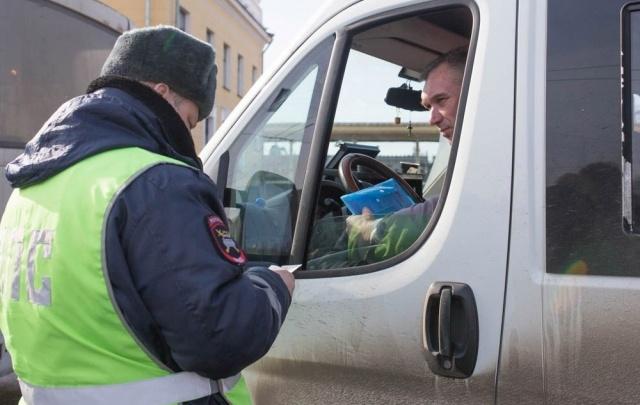 В Ярославле вышли в рейд по маршруткам: фото