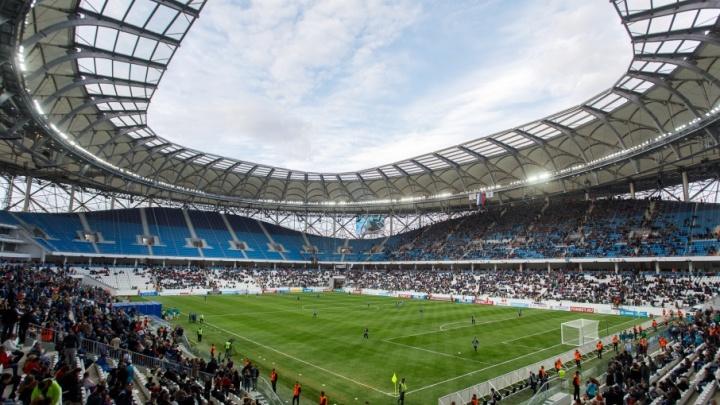 РФС рассказал об открытии «Волгоград Арены» и красивой победе «Ротора»