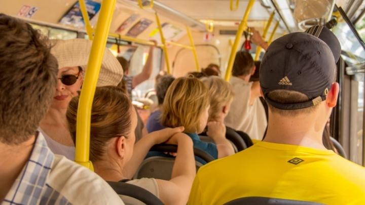 В Ростове на маршруте №18 изменилась схема движения