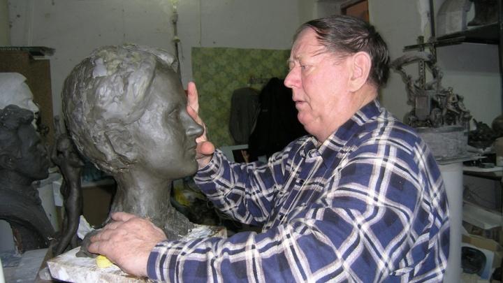 Волгоградский скульптор Виктор Фетисов предложил обшить металлом «Родину-мать»