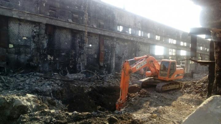 Спасти историю: на месте завода клапанов предлагают открыть археологический парк