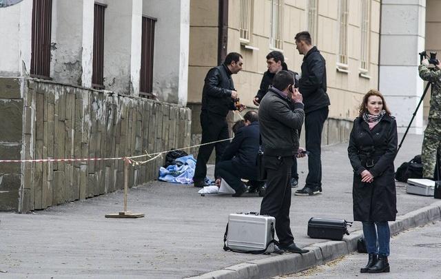 Подозреваемый организовал взрыв в центре Ростова из ревности