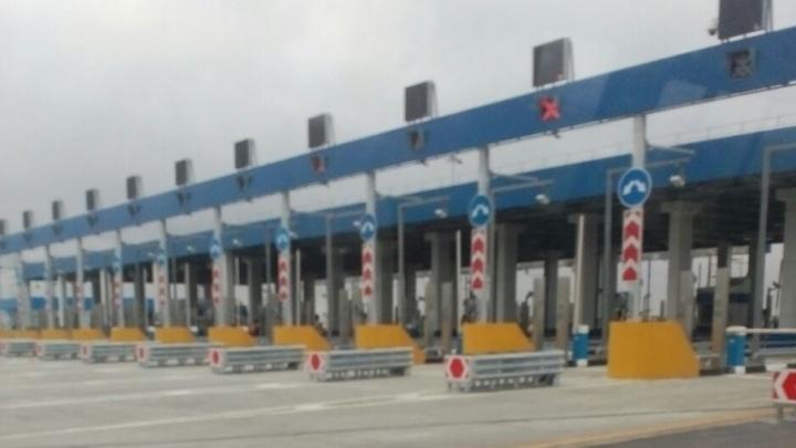 Автомобилисты начнут оплачивать проезд по участку трассы М-4 «Дон» с декабря