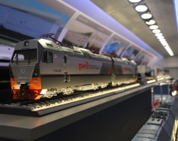 В Волгоградскую область прибывает поезд-музей ОАО «РЖД»