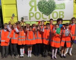 «Чистый город» рассказал школьникам о раздельном сборе мусора