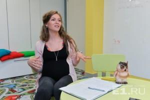 Елена Клейн училась на физтехе, но в декрете поняла, что хочет учить детей.