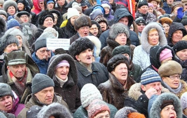В Самаре на митинг за возврат льгот пенсионерам выйдут около 1500 человек