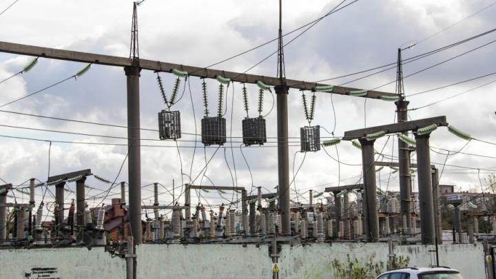 Сотни ростовчан останутся без света в начале недели