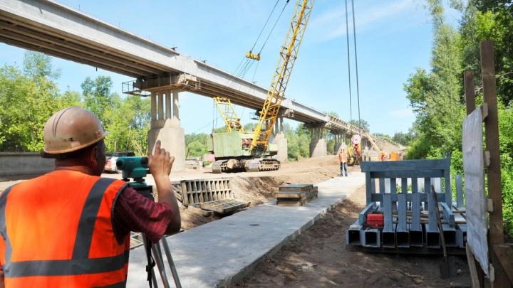 Богатовский мост через реку Самару расширят до восьми метров
