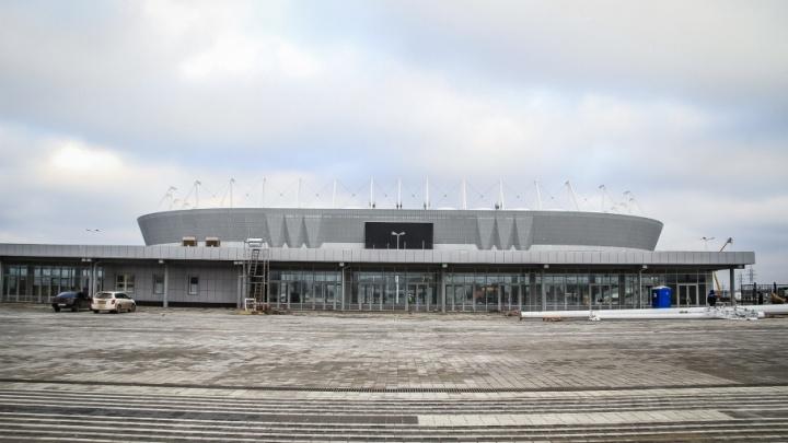 Мексиканцы раскритиковали подготовку «Ростов Арены» к чемпионату мира по футболу