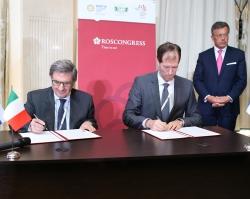 Банк Интеза подписал четырехсторонний Меморандум о сотрудничестве