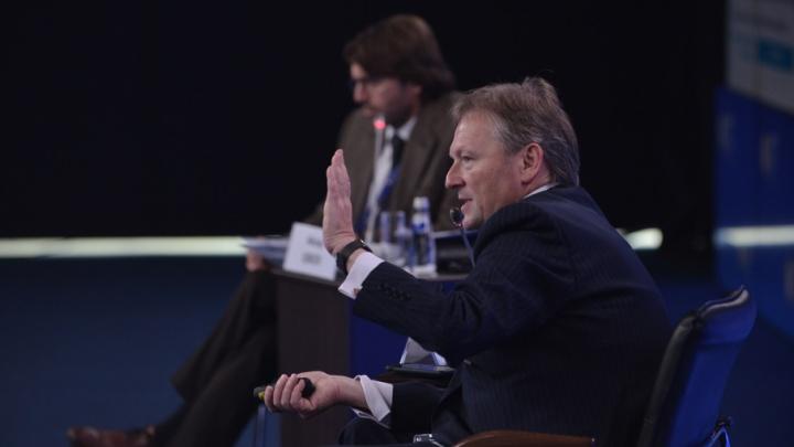 Борис Титов предложил казначейству хранить деньги  для госконтрактов на особом счету