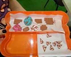 Тюменские сладкоежки побывали CITYGOLF на фестивале шоколада