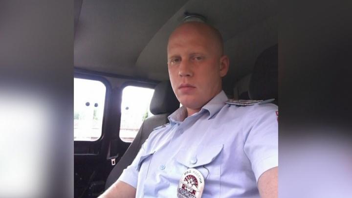 На Кубани простились с убитым на охоте полицейским