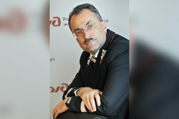 Анатолий Храмцов проработал на ЮУЖД 32 года
