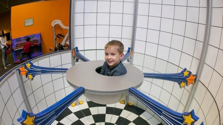 Нарушенная гравитация, оптические иллюзии, создание волн: в Ростове откроется музей чудес