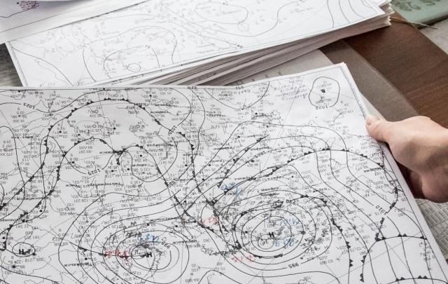 Осадки в виде цифр: из чего «готовятся» северные метеосводки