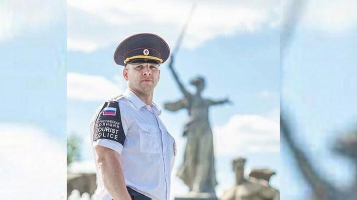 На улицы Волгограда вышли спецотряды полиции