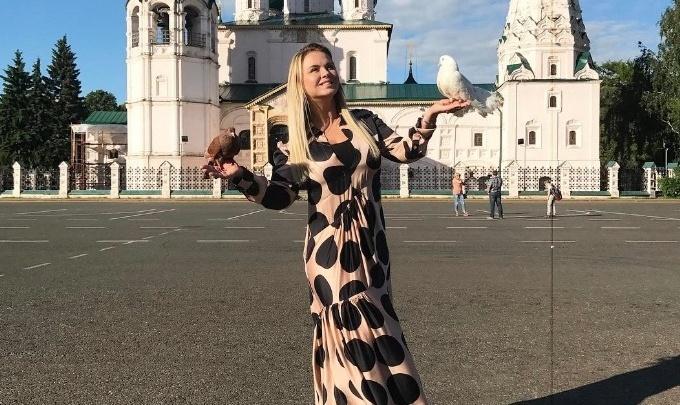 Анна Семенович приехала в Ярославль: где гуляет фигуристая звезда