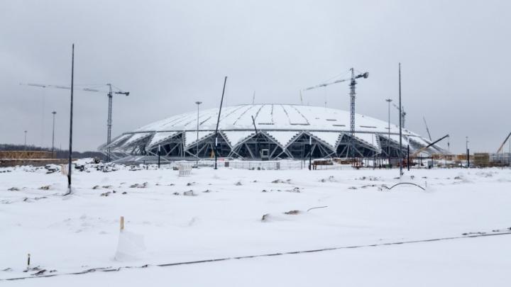 Стюардам ЧМ-2018 в Самаре будут платить до 2500 рублей в день
