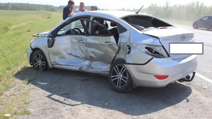 В Челябинской области в ДТП за сутки погибли пять человек
