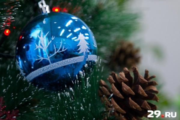 А вы уже попросили у Дедушки Мороза подарок?