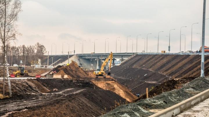 На скорости 120 км/ч: новую дорогу до аэропорта Курумоч откроют в декабре