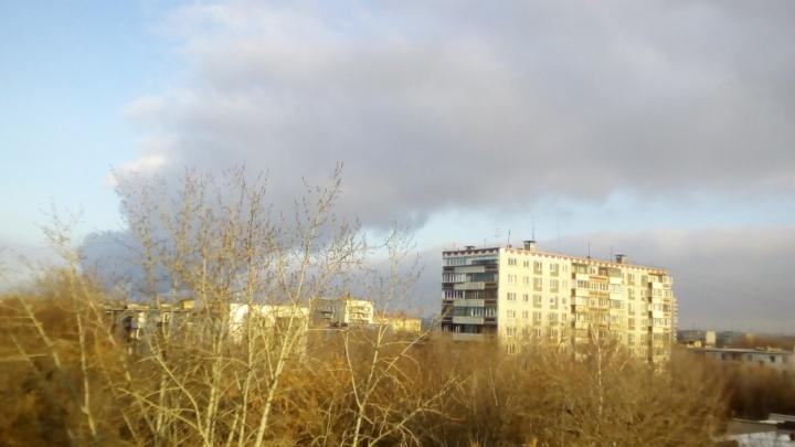 Декабрь начнётся со смога: режим «чёрного неба» в Челябинске сохранится до вечера пятницы