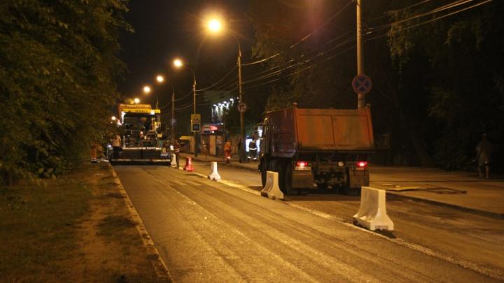 В Самаре стартовал ремонт дорог
