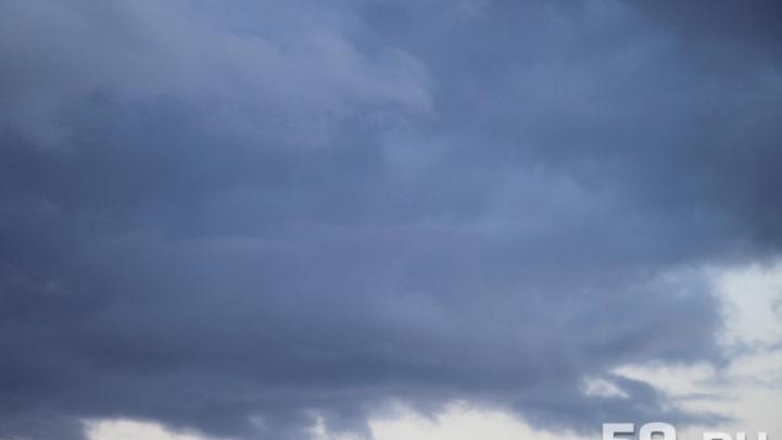 В Прикамье объявили штормовое предупреждение из-за заморозков и сильного ветра
