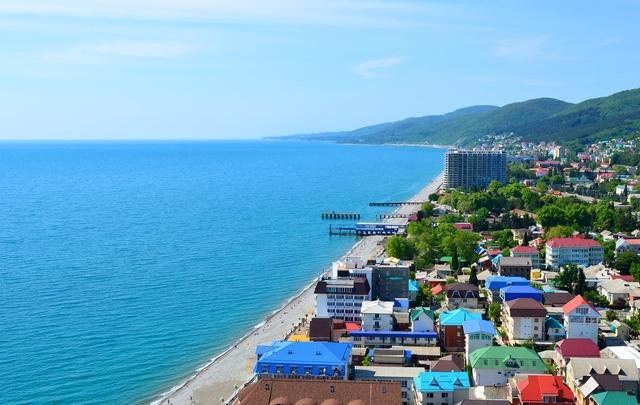 Отдых на Черноморском побережье: из Самары навстречу солнцу и морю