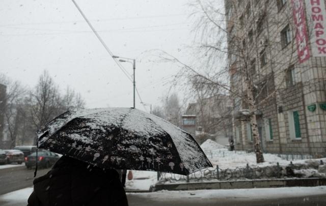 Снежные выходные: 1 и 2 апреля в Перми ожидаются осадки
