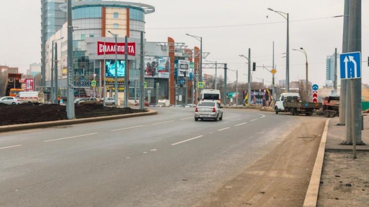 На кольце Луначарского и Московского шоссе вновь выключили светофоры