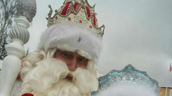 В Ярославль летом приедет Дед Мороз