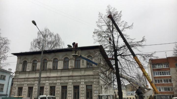 Центр Ярославля обесточили: в чём причина