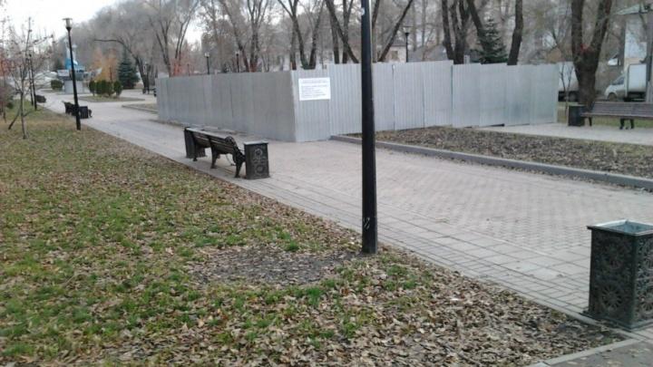 В Самаре появится новая стела в честь первого газопровода
