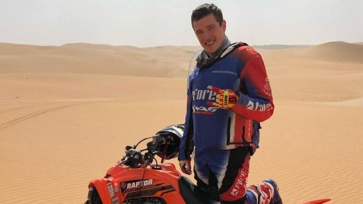 Сергей Карякин: «В этом году я буду ехать «Дакар», не думая, как после гонки отдать долги»