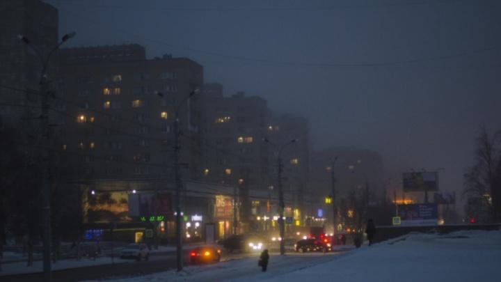В субботу в Поморье сохранится снежная погода