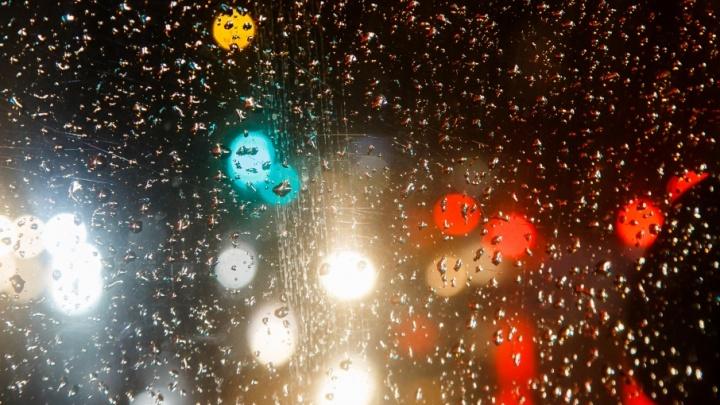После ураганного ветра на Волгоград обрушатся дождь со снегом
