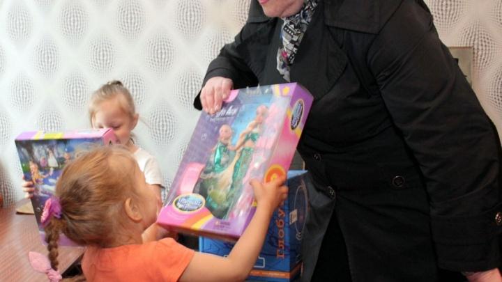 В Самаре погорельцам с 7 детьми выделили четырехкомнатную квартиру
