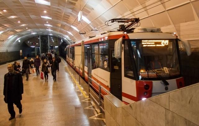 В метротраме Волгограда введены повышенные меры безопасности