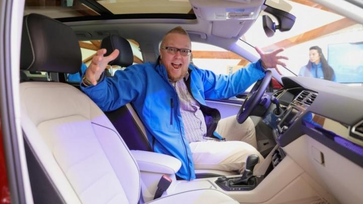 В Волгограде пройдет тест-драйв нового Tiguan в рамках Volkswagen Driving Experience 2017