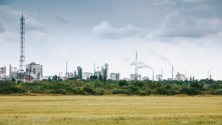 В Самарской области предложили увеличить плату за загрязнение природы