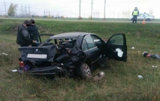 Водитель BMW попал под статью за смертельное ДТП в Самарской области