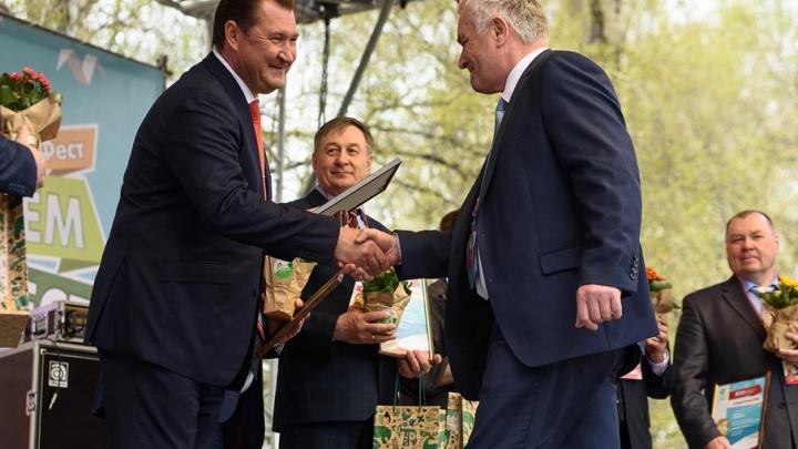 «ЛУКОЙЛ» в Пермском крае вручил 25 миллионов рублей победителям конкурса социальных и культурных проектов