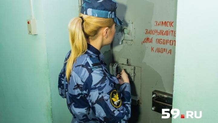 В Перми суд отправил в СИЗО подозреваемого в убийстве женщины, тело которой нашли на мусорке