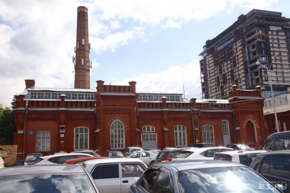 Старинная электростанция сыграла особую роль в подготовке революции.