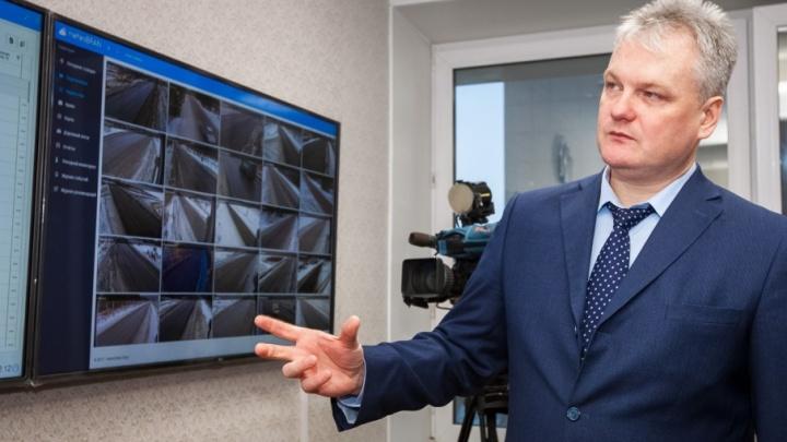 Гололёд в режиме онлайн: Миндортранс запустил систему наблюдения за трассами Южного Урала