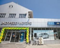 Презентация Chevrolet Niva в «Экспресс-моторс»
