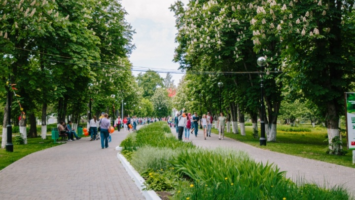 В Самаре на территории Радиоцентра построят парк с аттракционами